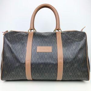 Dior Honeycomb Duffel Bag